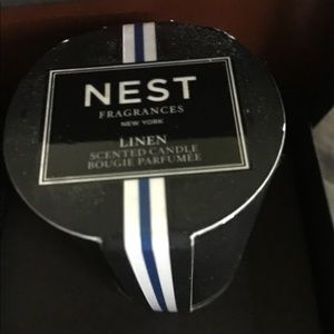 Nest fragrance candle